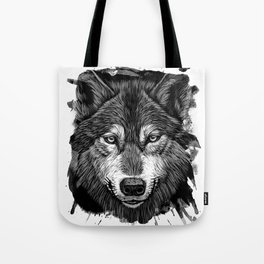 Wolf 2 Tote Bag