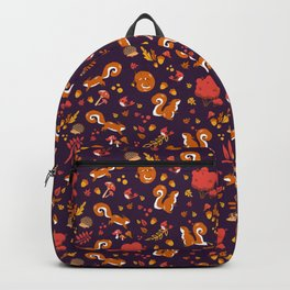 Squirrel Forest Backpack