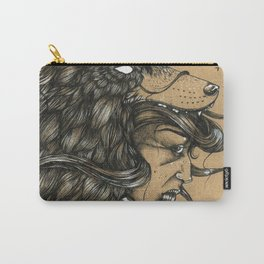 Not Afraid Carry-All Pouch