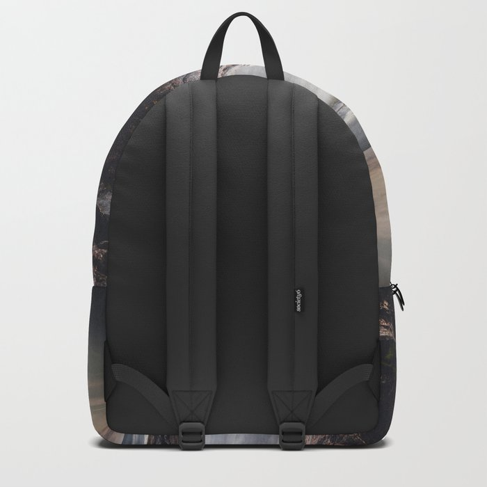 We are colliders Backpack