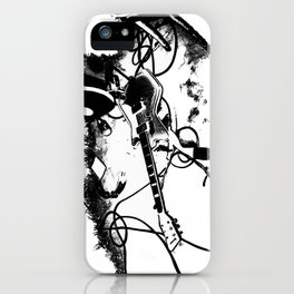 Jack White's Airline Guitar iPhone Case