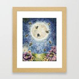 Honneymoon Framed Art Print