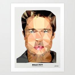 Brad Poly Art Print