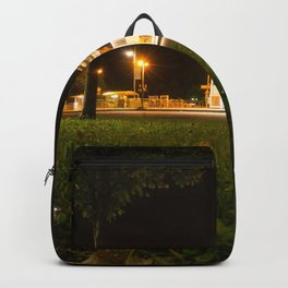 Bus and trainstation Backpack