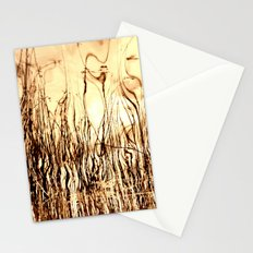 Where water meets fire Stationery Cards
