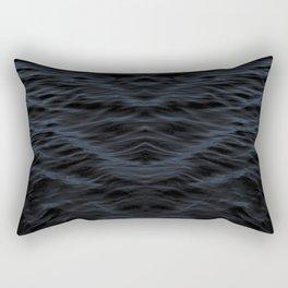 Endless Waves Rectangular Pillow