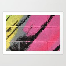 Abstracto (1) Art Print