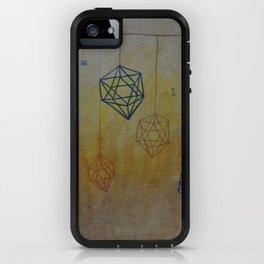 Icosahedron iPhone Case