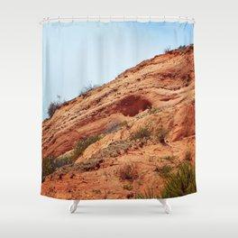 Sandy Knoll Shower Curtain