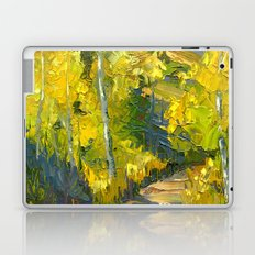 Golden Gates Laptop & iPad Skin