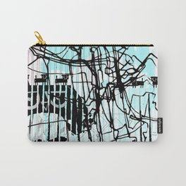 ODD MIKEY Stuff - Abstract Story - Part I Carry-All Pouch