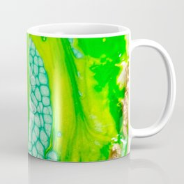 Histology of Abstract Coffee Mug