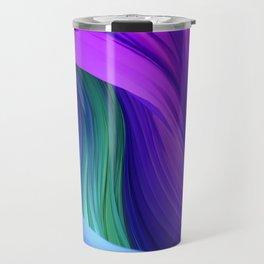 Twisting Forms #3 Travel Mug