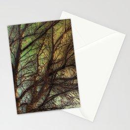 Psychadelic Tree Stationery Cards
