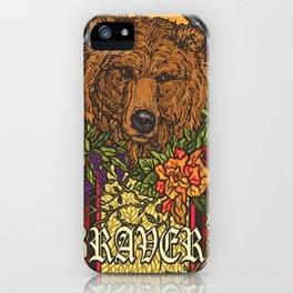 Bravery iPhone Case
