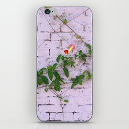 Nature finds a way iPhone Skin