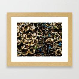 KENYA Framed Art Print