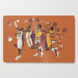 Mamba Mentality Cutting Board