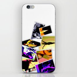 Kuhl's Kit Kat Klub: Wall Of Fame iPhone Skin