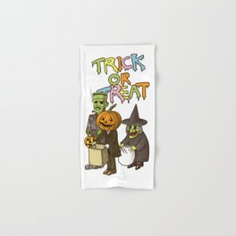 Happy Halloween! Hand & Bath Towel