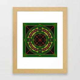 Bear Medicine Framed Art Print