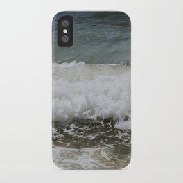 darkness under here iPhone Case