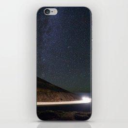 Night Traveler iPhone Skin