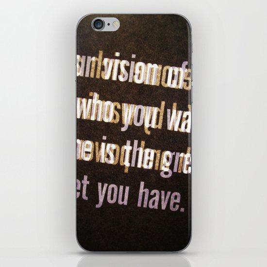 Get it iPhone & iPod Skin