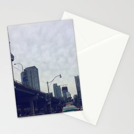 The Six Stationery Cards