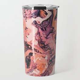 Paint Puddle #21 Travel Mug