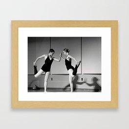 Mirror Insidious I Framed Art Print