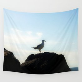 Bird's eye View Wall Tapestry