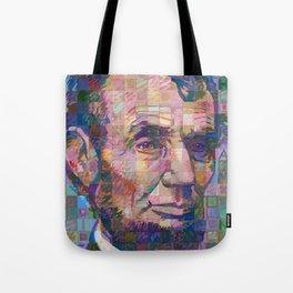 Abraham Lincoln No. 2 Tote Bag