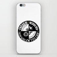 fandom iPhone & iPod Skins featuring Ultimate Fandom Academy by Thg Fashion