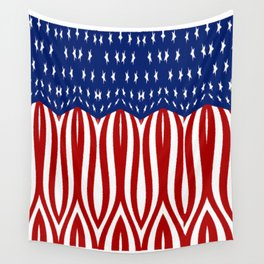 I Pledge Allegiance Wall Tapestry