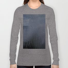 A Gale to Blow the Year Out #2 (Chicago Waves Collection) Long Sleeve T-shirt