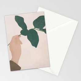 Holding the Branch Stationery Cards