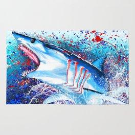 Mako Shark Fury Rug
