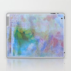 Words and Water Paint 3 Laptop & iPad Skin