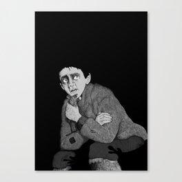 Tony Macarios Canvas Print