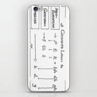 law iPhone & iPod Skins featuring Grimm's Law by Simpson Jane