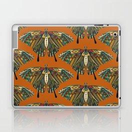 swallowtail butterfly copper Laptop & iPad Skin