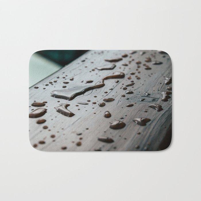 Droplets Bath Mat
