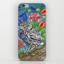 WISDOM IN PARADISE iPhone Skin