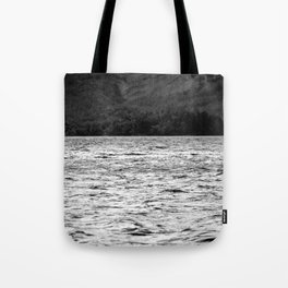 Dancing on the water Tote Bag