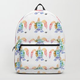 Hug a Sea Turtle Backpack