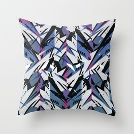 Ripcurl Dazzle Throw Pillow