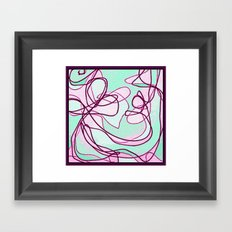 Magic Carpet Ride Framed Art Print