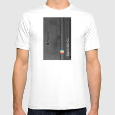 Polaroid Spirit 600 CL, black MEDIUM White Mens Fitted Tee