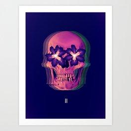 EMBRACE ETERNITY (I Can't Control It) Art Print